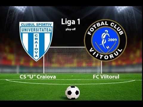 CS Universitatea Craiova vs FC Viitorul Constanta