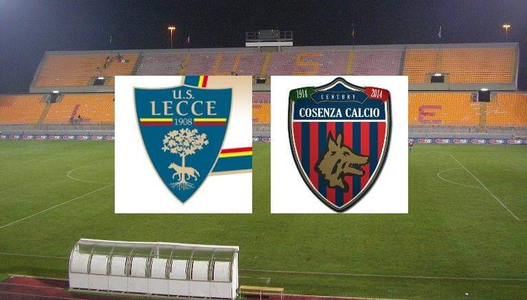 Lecce vs Cosenza