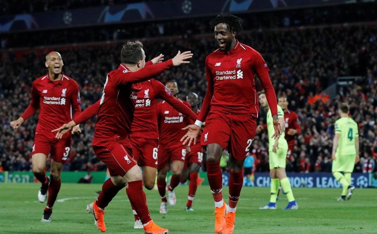 (Liverpool 4-0 Barcelona)พลิกสนามเดือด เข้าชิงยูฟ่า