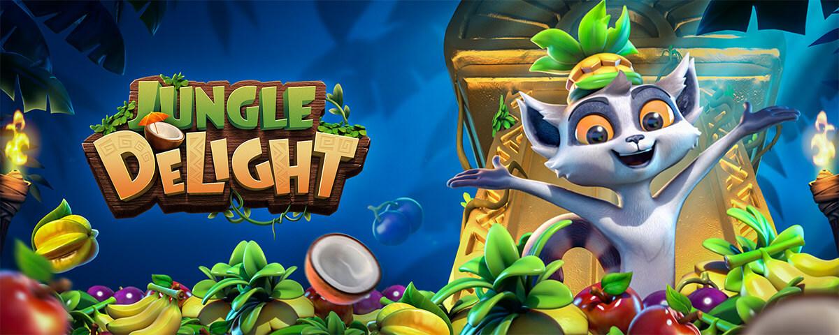 JUNGIE DELIGTH เกมส์สล็อตออนไลน์ เกมส์พนันออนไลน์เข้าใหม่มาเเรง