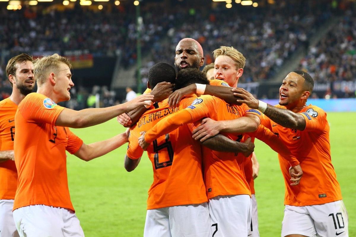 เยอรมนี แพ้เนเธอร์แลนด์ ยับเยินคาบ้าน 4 ประตู ต่อ 2 ในศึกยูโร 2020 รอบคัดเลือก