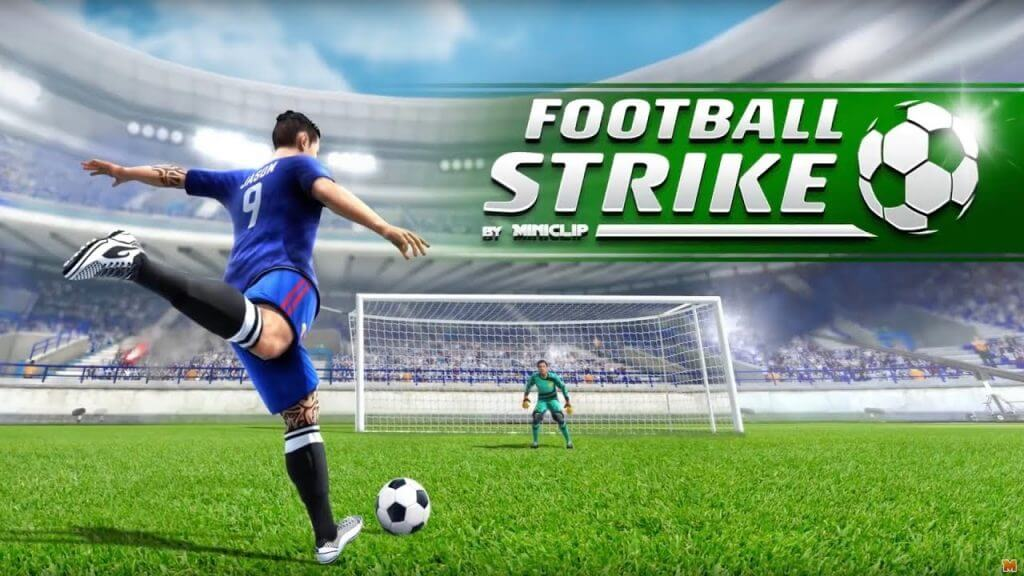 Football Strike การเดิมพันออนไลน์ด้วยการทายการยิงจุดโทษ