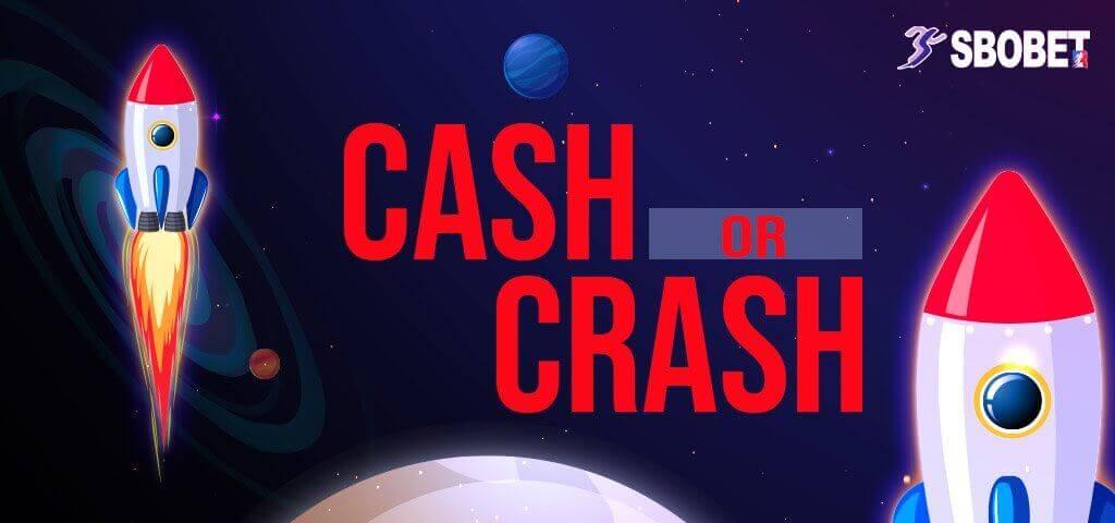 เกมส์จรวด CACH OR CRASH เกมส์ที่มีรูปแบบการเล่นที่น่าสนใจอย่างมาก