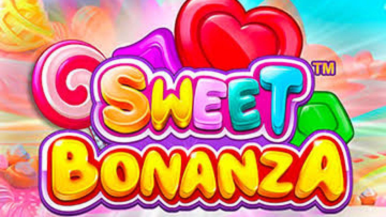 SWEET BONANZA สล็อตผลไม้และลูกกวาดเป็นกราฟิกหลักที่สวยงาม