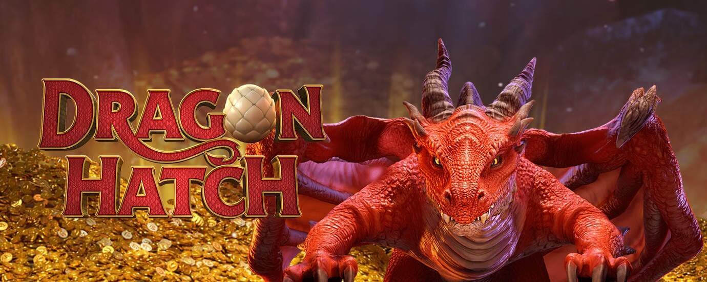 รีวิวสล็อตมังกร Dragon Hatch